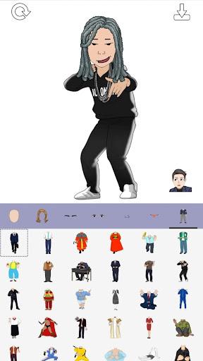 Hellotoon - Kpop Style Webtoon Maker 1.2.1 screenshots 4