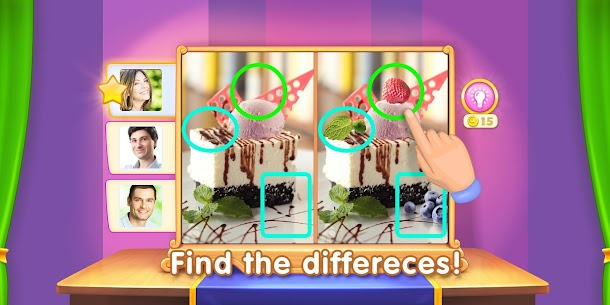 Differences online – Spot IT 1
