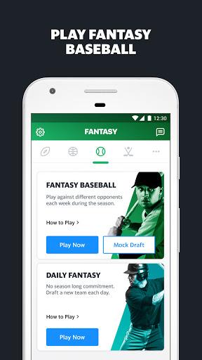 Yahoo Fantasy Sports: Football, Baseball & More  screenshots 1