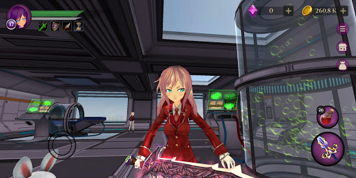 Anime High School Zombie Simulator apkpoly screenshots 8