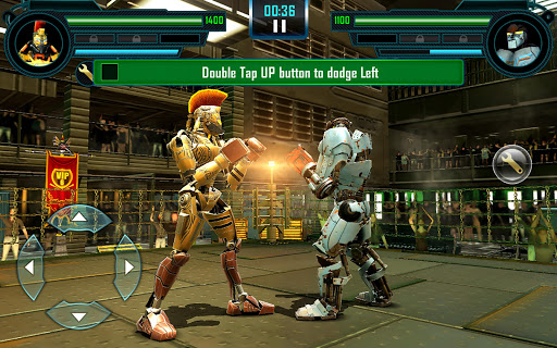 Real Steel World Robot Boxing  screenshots 16