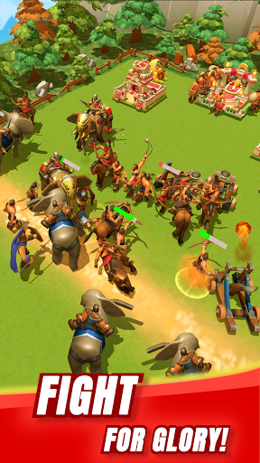 Empire Clash: Survival Battle 1.2 screenshots 1