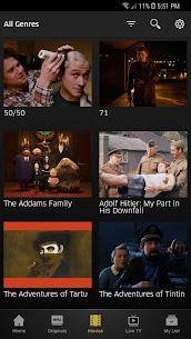 EPIX NOW  Watch TV and Movies Apk Download NEW 2021 4