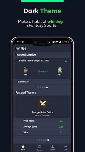 FanTips - Prediction Experts for Fantasy Team apkslow screenshots 4