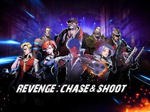 Revenge : Chase & Shoot  screenshots 1