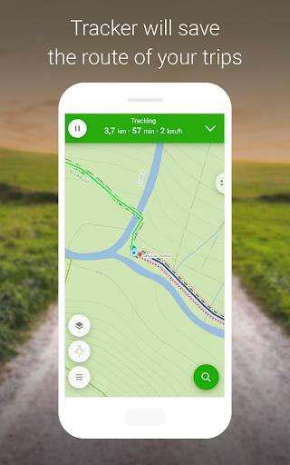 Mapy.cz - Cycling & Hiking offline maps 7.6.1 Screenshots 8