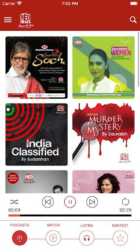 Red FM India screenshots 1