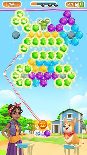 Bubble Shooter Magic Farm  screenshots 3