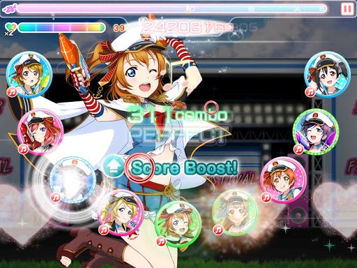 Love Live! School idol festival- Music Rhythm Game 7.1.0 screenshots 14