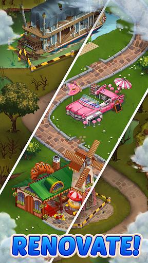 Saras Diner: Merge Farm screenshots 2