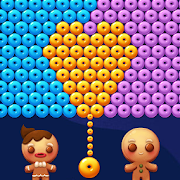 Bubble Shooter Cookie