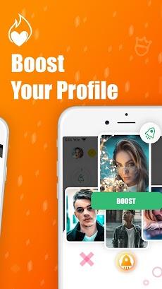 Meetly - Free Dating App, flirt hookup Adult Meetのおすすめ画像4