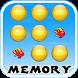 2のメモリ  真珠をキャッチ Catch the pearl - Androidアプリ