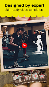 Marketing Video Maker, Slideshow Creator, Ad Maker MOD (Pro) 5