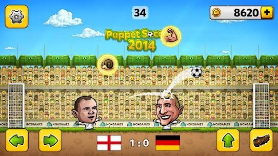 Puppet Soccer Mod Apk (UNLIMITED DIAMONDS/GOLDS) 10