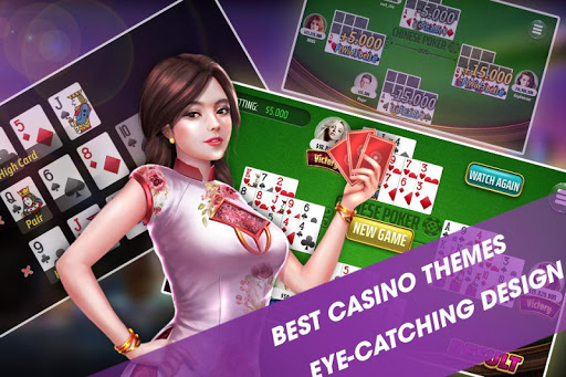 Chinese Poker 1.03 screenshots 3
