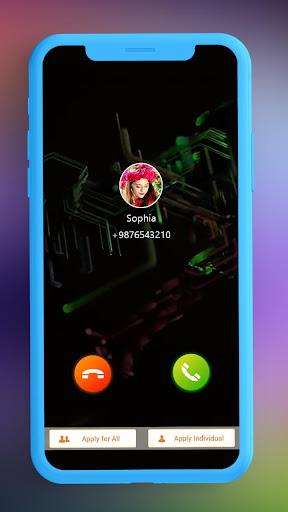 Music Call Color Phone Screen modavailable screenshots 2