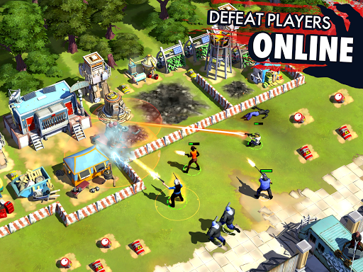 Zombie Anarchy: Survival Strategy Game  Screenshots 9