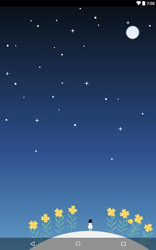 Luna diary - journal on the moon apktram screenshots 7