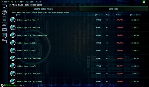 Hackers Online (MMO Simulator)  Screenshots 13