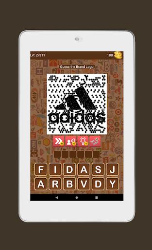 Logo Puzzle - Brand Logo Quiz  screenshots 10