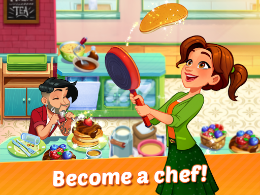 Delicious World - Cooking Restaurant Game 1.16.4 screenshots 14