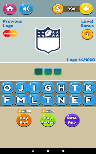 Logo Quiz - Fun Quizzes  screenshots 6