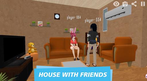 Waifu Simulator Multiplayer Apkfinish screenshots 5
