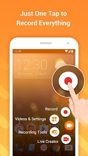 DU Recorder – Screen Recorder MOD (Premium) 1