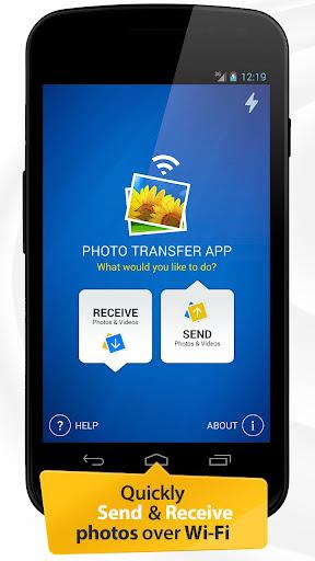 Photo Transfer App modavailable screenshots 1