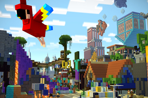 Mini Block Craft 2020: New World Buillding Craft 1.1.42 Screenshots 6