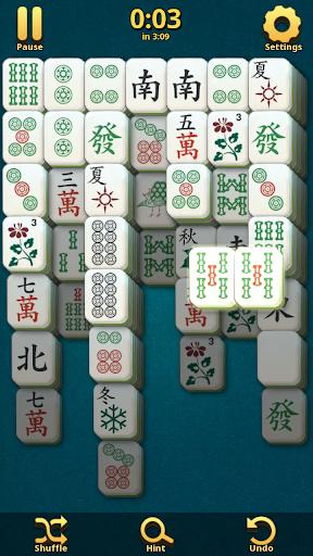 Mahjong Solitaire Classic : Tile Match Puzzle 2.1.16 screenshots 2