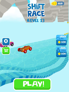 Shift Race