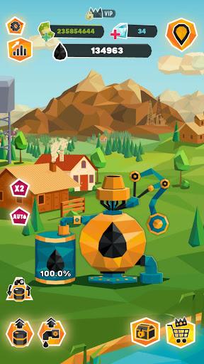 Idle Oil Tycoon: Gas Factory Simulator 4.0.6 screenshots 5