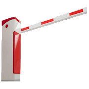 Open a boom barrier or gate(GSM)