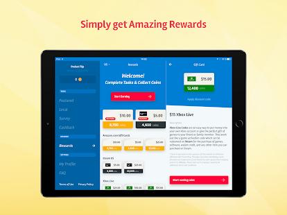 PocketFlip - Free Gift Cards 1.0.4 Screenshots 4