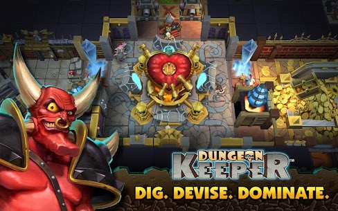 Dungeon Keeper 1.8.94 MOD Apk Download 1