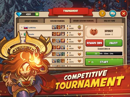 Empire Warriors Premium: Tower Defense Games  Screenshots 13