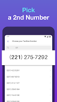screenshot of Text Free: Call & Text Now for Free