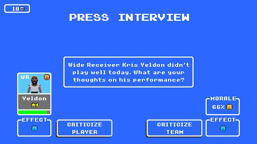 Retro Bowl screenshots 15