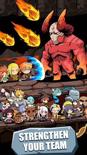 Tap Dungeon Hero:Idle Infinity RPG Game apktram screenshots 20