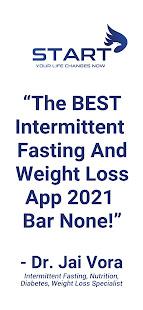START - Intermittent Fasting Tracker & Weight Loss