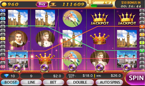 Slots! Free Casino Machine Game 1.12 screenshots {n} 6