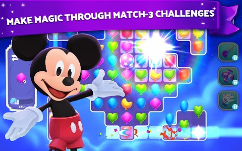 Disney Wonderful Worlds MOD APK (Unlimited Money) 8