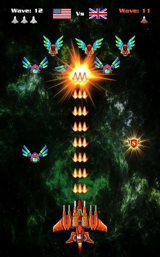 Galaxy Attack: Alien Shooter (Premium) android2mod screenshots 11