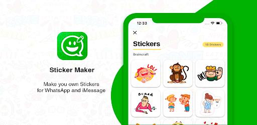 descargar Sticker Maker-Create stickers for whatsapp apk