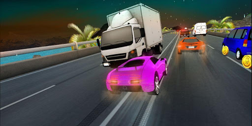 Code Triche Super Highway Racing Game 2020 apk mod screenshots 5
