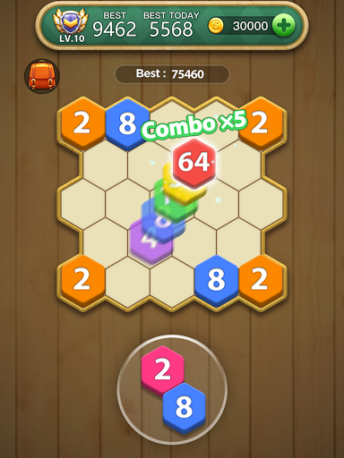 Hexa Block Puzzle  screenshots 14