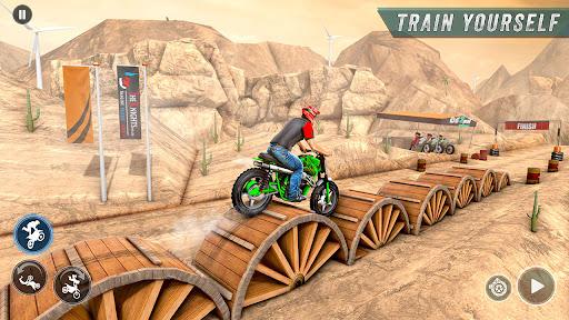 Bike Stunt 3 Drive & Racing Games - Bike Game 3D Apkfinish screenshots 5