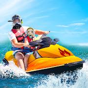 Jet Ski Water Boat Racing 3D Free